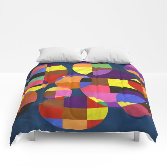 Abstract #372 Comforters