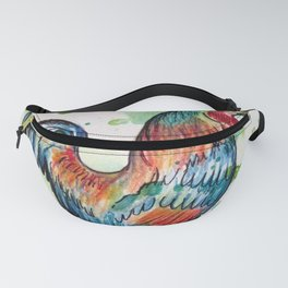 Rooster with Attitude Fanny Pack