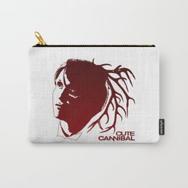 Cute Cannibal Carry-All Pouch