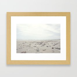 Sauble Beach, Ontario, Canada Framed Art Print