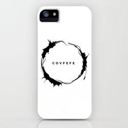 covfefe iPhone Case
