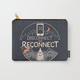Reconnect... Carry-All Pouch