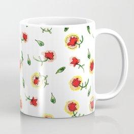 Red Carnation #spring #floral #homedecor Coffee Mug