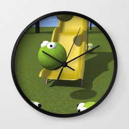 Time to play #2 Wall Clock