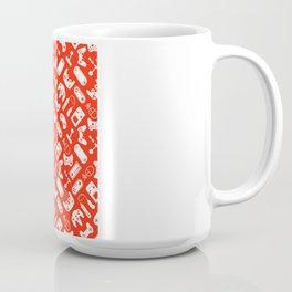 Control Your Game - Tangerine Coffee Mug