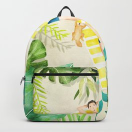 Holiday feeling Backpack