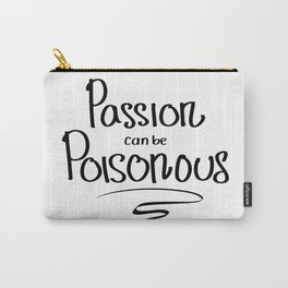 Passion Poison Carry-All Pouch