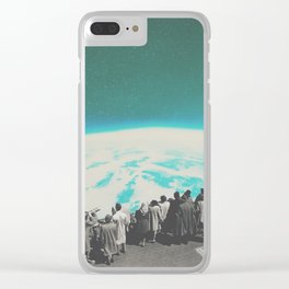 THE LAST GOODBYE Clear iPhone Case