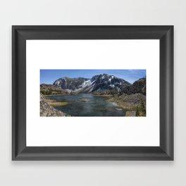 Ellery Lake Framed Art Print
