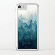 The Heart Of My Heart // So Far From Home Edit Clear iPhone Case