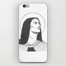 St. Teresa of Avila iPhone Skin