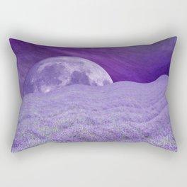 LAVENDER MOON Rectangular Pillow