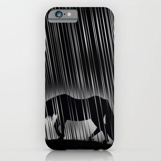 Melancholy iPhone & iPod Case