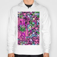 kirby Hoodies featuring Kirby Error by Coolthulhu