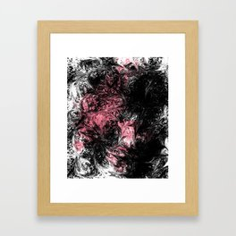 Abstract X 0.1 Framed Art Print