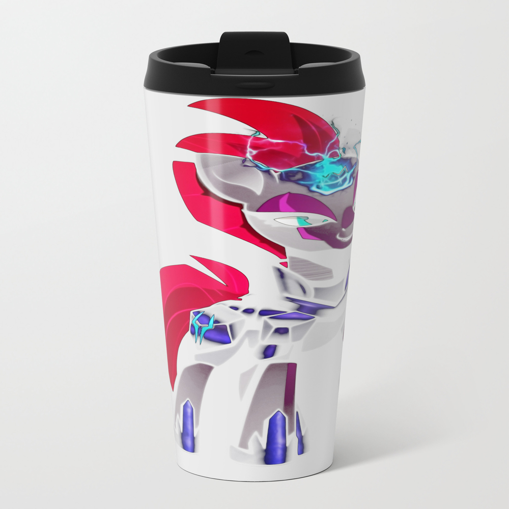 My Little Pony: Tempest Shadow Metal Travel Mug by Skydes MTM8948651