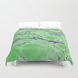 What Peter Pan sees Duvet Cover