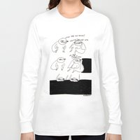 rubyetc Long Sleeve T-shirts featuring void by rubyetc