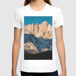 Mt Whitney Sunrise   3-22-20 T-shirt