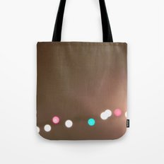 Christmas Lights. Tote Bag