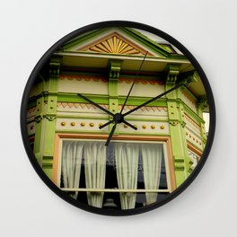A Hint Of Christmas... Wall Clock