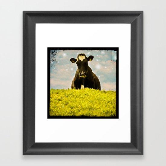 Joséphine Framed Art Print
