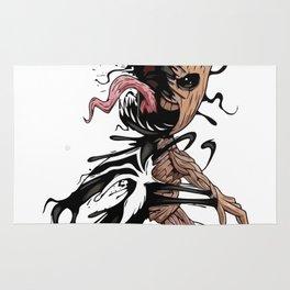 I am Venom Rug