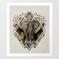 TEMBO Art Print