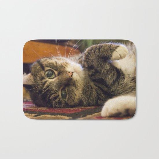 Catnip Cat Bath Mat