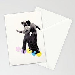 Dance Steps Stationery Cards