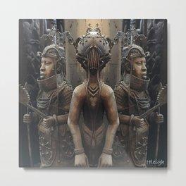 Original Mystics Metal Print