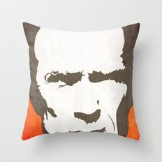 Go ahead make my day. Throw Pillow