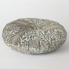 """William Morris """"Larkspur"""" 4. Floor Pillow"""