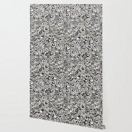 coffee doodle Wallpaper
