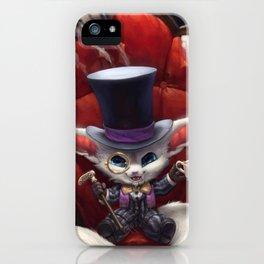 Gnar Fierce Gentleman iPhone Case