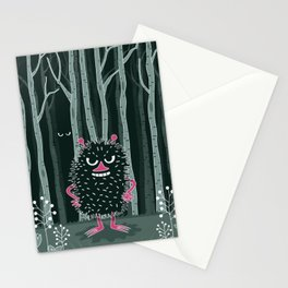 Stinky, the Moomins Stationery Cards