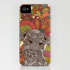 Arabella and the flowers iPhone (4, 4s) Slim Case