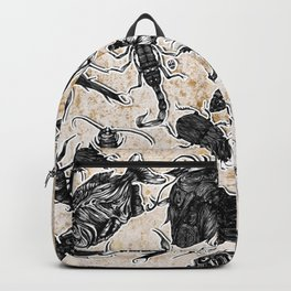 Bones and co 2 Backpack