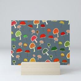 Shroom Mini Art Print