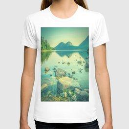 Acadian Morning Print T-shirt