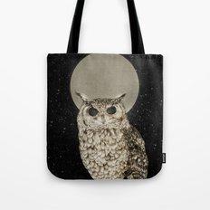 Sleepless Nights Tote Bag