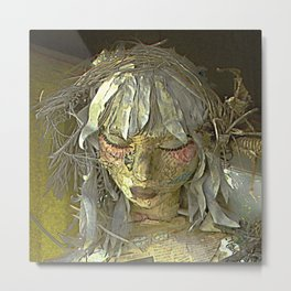 Discarded Angel Metal Print