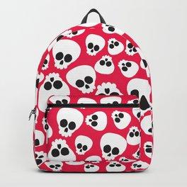 pinkskulls Backpack