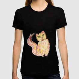 Red Persian Cat T-Shirt