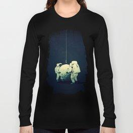 Moon hang Long Sleeve T-shirt