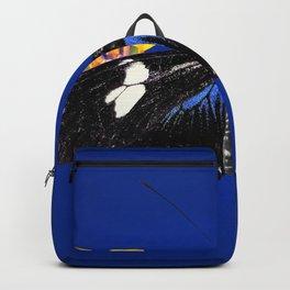 Wild Blue Backpack