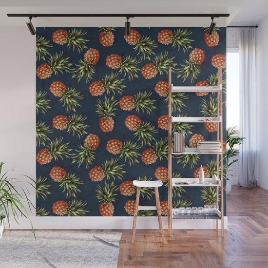 Pineapples by catyarte
