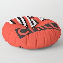 Yoga & Chill Floor Pillow