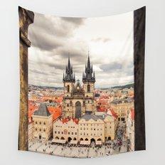 PRAGUE 3 Wall Tapestry
