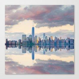 New York 03 - USA Canvas Print